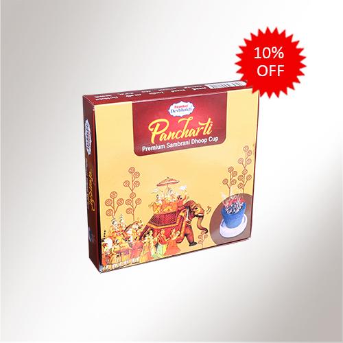 Devbhakti Sambrani Dhoop Cup- Get 10%off - Pitambari Shop